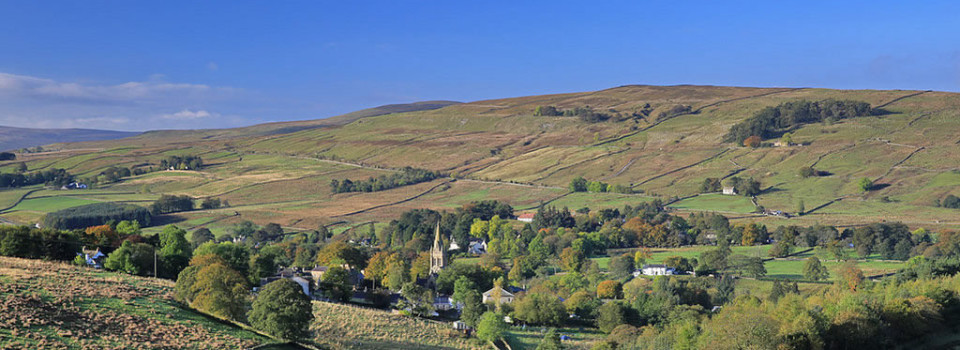 View of Alston: Copyright Peter Elliott