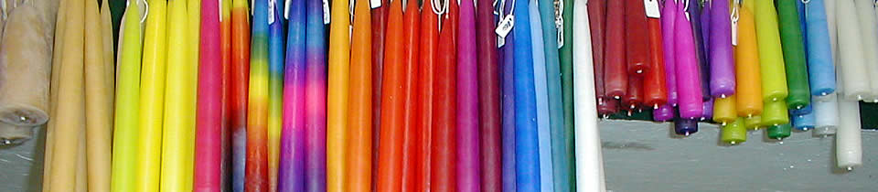 Candles from Moorlands Candles